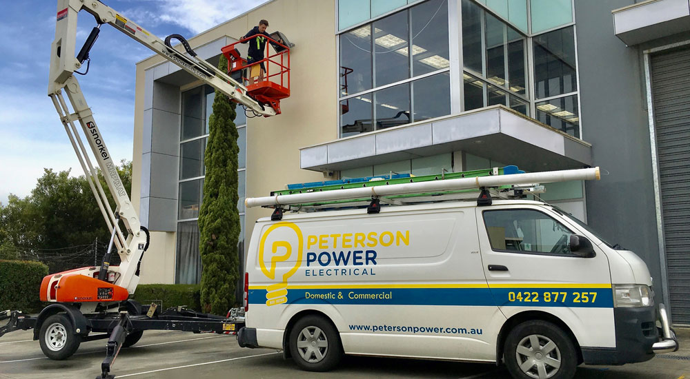 commerical-maintenantce-Peterson-Power