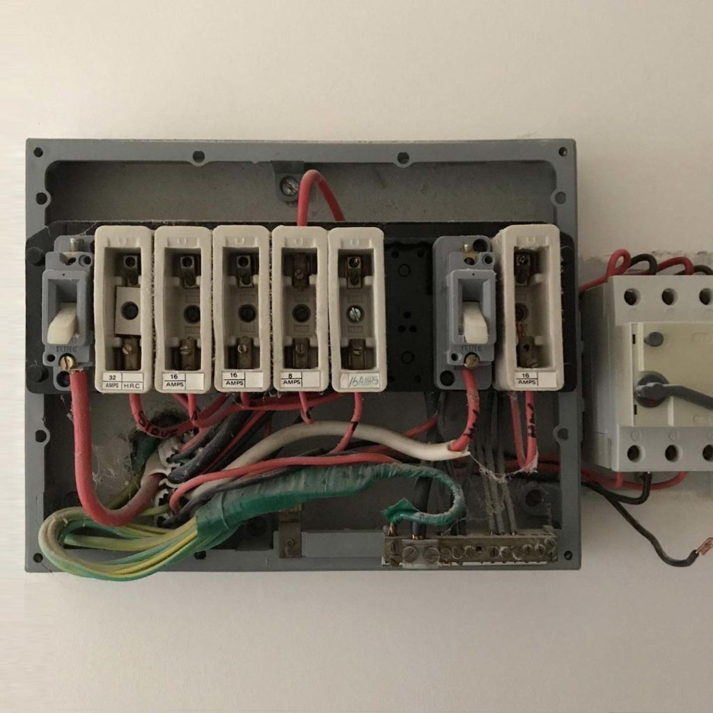 why take risks with an old switchboard peterson power experienced rh petersonpower com au Single Switch Wiring Panelboard Wiring